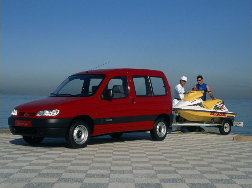 Berlingo 5 places X 1996