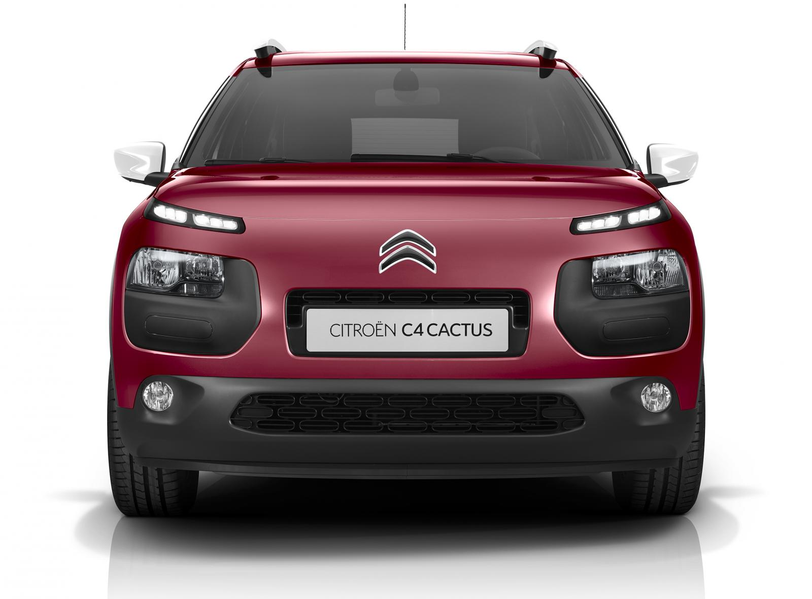C4 Cactus Feel edition 2016 Jelly Red